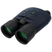 Night Owl Optics NOB5X Armored Night Vision Binoculars Built-in IR 5 X 50mm