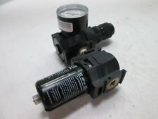 "Ingersoll Rand Aro R27111-100 Regulator With F25111-200 Filter, Ports: 1/8"" Npt"