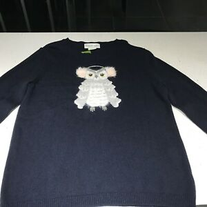 Kate Spade New York Navy Blue Sweater Jumper  Size Small B New With Tag