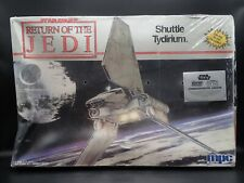 STAR WARS RETURN OF THE JEDI SHUTTLE TYDIRIUM MPC RARE SEALED PLASTIC MODEL KIT