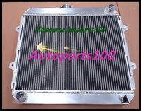 For TOYOTA HILUX Radiator RN105 RN106 RN110 RN130 22R 2.4L Petrol 3Rows Aluminum