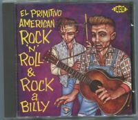 CD El Primitivo - Rock´n Roll & Rockabilly (Ace) 1993