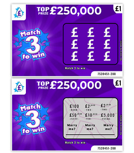 Will you MARRY ME SHE SAID YES Scratch Card - Unique Wedding Marriage Proposal
