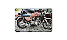 Benelli Quatro Motorbike A4 photo Retro Bike