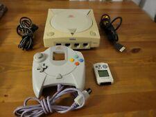 Genuine Original Sega Dreamcast Console HKT-3020 1999