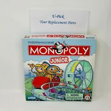 U-Pick Monopoly Junior Board Game REPLACEMENT PARTS Pieces 2005
