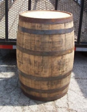 Jack Daniels Whiskey Barrel-Freshly Dumped-Once Used-FREE SHIPPING