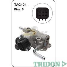 TRIDON IAC VALVES FOR Mitsubishi Triton MK (2.4) 06/06-2.4L SOHC 16V(Petrol)