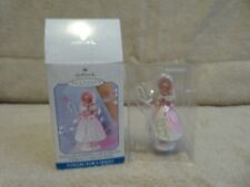 1998 Hallmark Keepsake Ornament -Little Bo Peep Doll Children's Collector Series