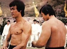 Bruce Lee, Bolo Yeung - Enter The Dragon(1973) - 8 1/2 x 11