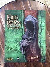 Sideshow Weta RINGWRAITH Polystone BUST Lord of the Rings LOTR 1/4 Scale NIB