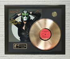 """Steve Miller Band Framed LP Record Reproduction Signature Display  """"M4"""""""