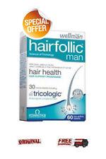 Vitabiotics WellMan Hairfollic Man Tricologic 60 tabs