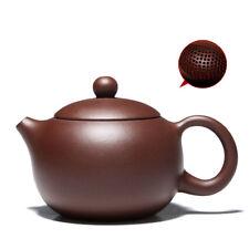 200ml,xishi teapot,TOP mud Yixing Zi ni Purple Clay Tea Pot Zisha,pottery cup