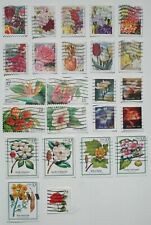 US # SC 3193-97,3310-3313,3454-3457/2490/5042-5051 FOREVER lot of 24 stamps used