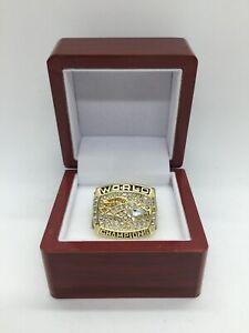 1997 Denver Broncos Terrell Davis Super Bowl Championship Ring Set with Box