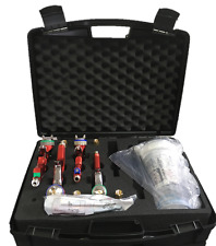 Valise 4 pistolets SATA 5000 B RP/HVLP/4400 B HVLP /100 B F RP RED EDITION