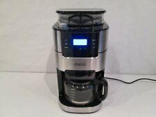 Kaffeemaschine mit Mahlwerk und Glaskanne 2 bis 12 Tassen, 1,5L .