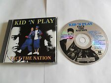 KID 'N' PLAY - Face The Nation (CD 1991) GERMANY Pressing