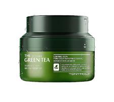 TONY MOLY Tonymoly The Chok Chok Green Tea Watery Cream 60ml + 1sample US Seller
