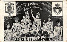 CPA PARIS - Les Reines de la Mi-Careme (300278)