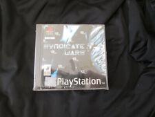 PS1 : SYNDICATE WARS - Nuovo, risigillato, ITA ! Comp PS2, PS3 ! CONS IN 24/48H