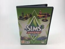 THE SIMS 3: FAST LANE STUFF EXPANSION PACK | PC/MAC DVD ROM | COMPLETE