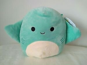 """Squishmallows Maggie the Stingray 7.5"""" BNWT 18cm Squishmallow Toy Wave 7"""