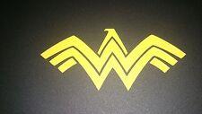 Wonder Woman Logo Car, Van, Laptop, Scooter Vinyl Decal Sticker