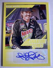 2020 Panini Racing NASCAR Donruss KYLE PETTY Signature Series Autograph 42/44