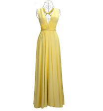 Multi Way Customize Free Style Bridesmaids Wedding Evening Party Long Maxi Dress