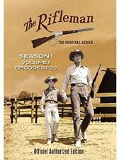 The Rifleman: Season 1 Volume 1 (Episodes 1 - 20) [New DVD] Boxed Set