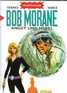 Bob Morane Gesamtausgabe Nr. 3 Hardcover Comic von Vernes / Vance in Topzustand