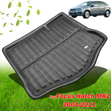 For Ford Focus Mk2 Hatchback HB 05-11 Rear Cargo Boot Liner Trunk Tray Floor Mat