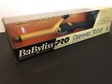 """Babyliss PRO Ceramic Tools 3/4"""" Dual Voltage Spring Curling Iron"""
