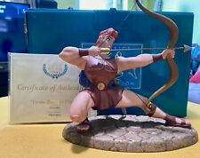 WDCC Hercules Zero to Hero 1998 Tribute Disney Classics Members Commission Only