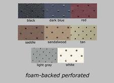 1974-81 camaro headliner material perforated foam back