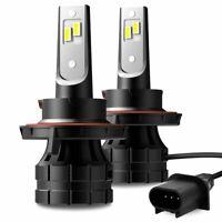 AUXITO H13 9008 LED Headlight 20000LM Combo Kit High/Lo Beam 6000K Bulbs A2-Plus