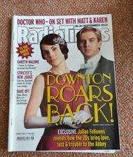 RADIO TIMES 15-21 SEPTEMBER 2012 DARCEY BUSSELL MARY BERRY FIONA BRUCE