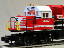 LIONEL NS FIRST RESPONDERS GP38 DIESEL LOCOMOTIVE O GAUGE train 6-84490-E NEW