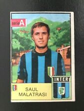 Calciatori Stikers Imperia 1965//66 Atalanta Bologna Fiorentin Inter Juve Bustina