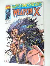 1 x comic-estados unidos-Weapon X-nº 78-inglés-Marvel-z.1