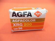 ANTIQUE FILM AGFA COLOR XRG 200 24 X36 / 36 POSES