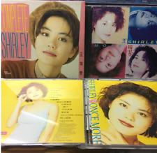 王菲 Faye wong COMPLETE SHIRLEY CP-5-0082 2cd 首版 香港盤 w/obi