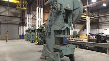 110 TON CLEARING OPEN BACK INCLINABLE PRESS  101552