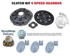 FOR NISSAN ALMERA  + TINO  2.2 DT DCi 2000-2006 CLUTCH KIT 5 SPEED GEARBOX