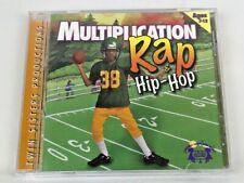 Twin Sisters Productions : Math Series: Multiplication Rap & Hip-ho CD