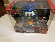 Disney Pixar Cars 2 Squinkies Globie Dispenser (7 Squinkies) new open box