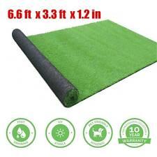 Artificial Grass Carpet Synthetic Grass Tile Indoor Outdoor Fake Green Lawn