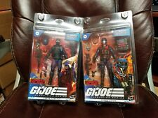 Hasbro GI Joe Classified Cobra Island Wave 1&2 Cobra Trooper Viper Baroness MISB